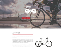 SOS BIke Demo homepage1