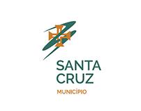 Logótipo Santa Cruz Município V. 3