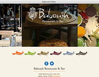 BABOUSH Restaurant and Bar
