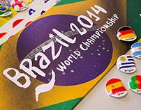 Tullis Russell Trucard Paper World Cup Wallchart