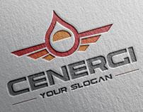 CENERGY - Logo Design Template