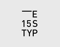 Type Espana Brand Identity