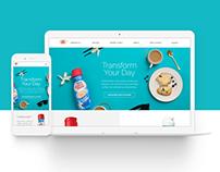 Coffeemate Website Redesign