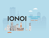IONOI Website Redesign