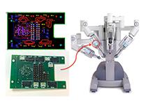 PCB Design for Intuitive Surgical's da Vinci Robot