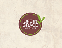 Brand Identity - Life in Grace Church