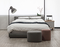M5 Fabric Bed for munito