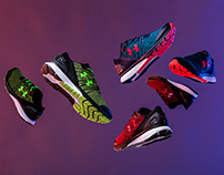 UA COLOR-BREATH FOOTWEAR 2016