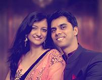 Prajakta & Mayuresh