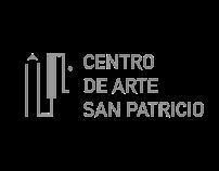 Centro de Arte San Patricio - Logo