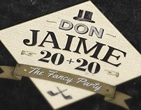 "Jaime's ""20+20"" Fancy Party"