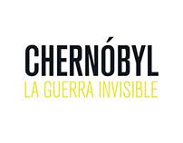 Infografía Chernóbyl. La guerra invisible