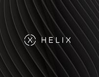 Helix: 3D Printed Desk Organization