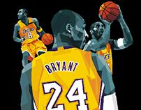 NBA Legend - Kobe Bryant