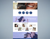 Website Design for Dental Lab