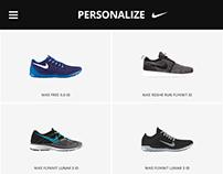 Nike–ID — App Design