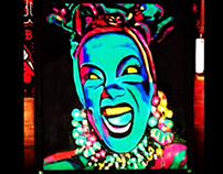Carmen Miranda Portrait