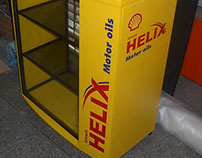 Shell Helix Furniture Display Project