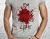 Lettering para estampa de camisa [fight club]