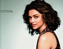 Elle India August 2013