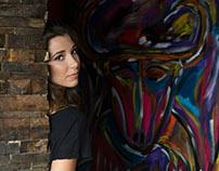 Kiara Penny #Artist #Retrato
