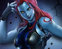 X-MEN: Mystique