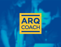 ARQcoach | logo + visual identity