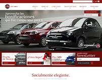 FIAT - Diseño web y mobile / UX/UI design