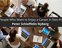 Peter Schieffelin Nyberg Offers This Advice to People
