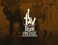 TBV - The Born Vintage Logo
