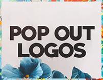 PoP Out Logos