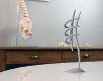 Chiropractors Statue