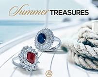 Antoine Saliba - Summer Treasures