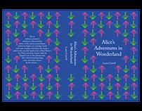 Alice in Wonderland Book Covers