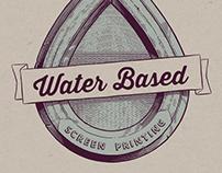 Water Based Screen Printing