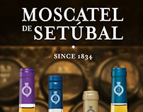 José Maria da Fonseca . Moscatel de Setúbal