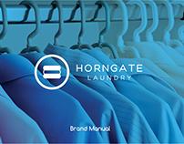 Horngate Laundry Brand Identitiy Development