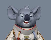 Space Koala