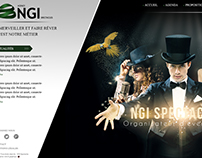 Freelance Project - NGI Spectacles