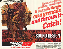 Re-SoundFX - Beach Read (1967) | Sound Design