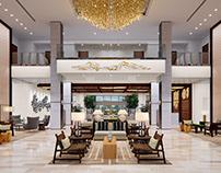 Hotel Hilton. West Palm Beach, Florida, US