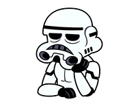 Google Allo: Star Wars Stickers