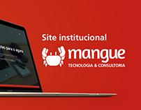 Site Mangue Tecnologia