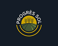 Logo for the farming project