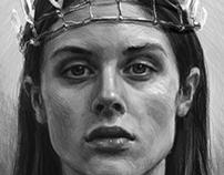 Portrait of Kadriana Kodryanu