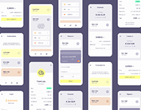 Daily UI 002 - Credit Card Checkout (Crypto)