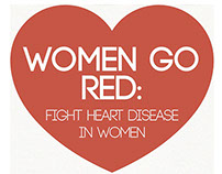Women Go Red
