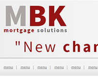 MBK redesigned website