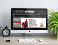 Kremona redesign