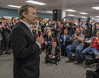 Rand Paul for President 2016 - Iowa Office Photo Set